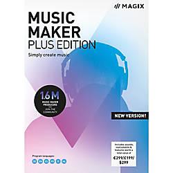 MAGIX Music Maker Plus Edition Download