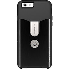 OtterBox Wagner SuperSlim Wallet Brushed Black