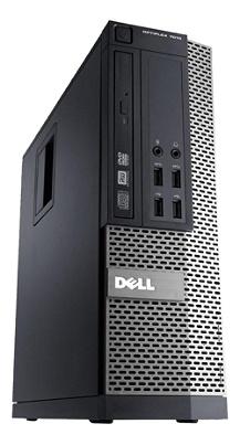 Dell™ Optiplex 7010 Refurbished Desktop PC, Intel® Core™ i5, 8GB Memory,  120GB Solid State Drive, Windows® 10 Pro, D7010SI58120WP Item # 8883186