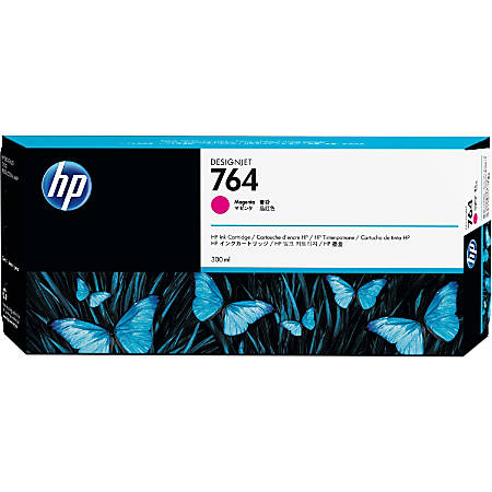 HP 764 (C1Q14A) Magenta Ink Cartridge