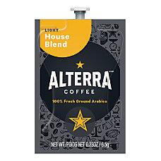 MARS DRINKS FLAVIA Coffee ALTERRA House