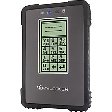 DataLocker Enterprise 1TB External USB 20