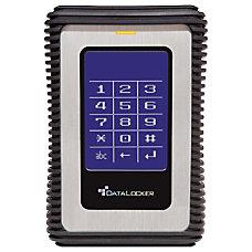 DataLocker DL3 500GB External Hard Drive
