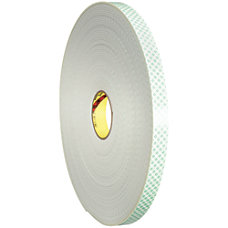 3M 4008 Double Sided Foam Tape