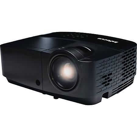 InFocus IN2126x WXGA Network 3D Projector, 4200 Lumens, HDMI, 4GB Memory, Wireless-Ready