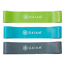 Gaiam Restore Mini Resistance Band Kit