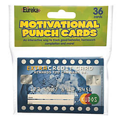Eureka Scratch Off Rewards Extra Credit