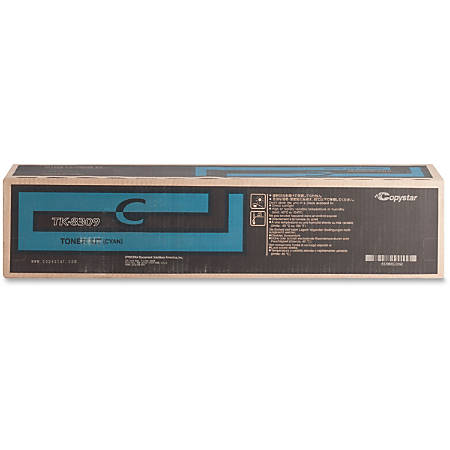 Kyocera TK 8309C - Cyan - original - toner cartridge - for TASKalfa 3050ci, 3550ci