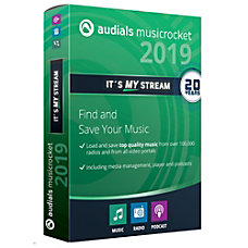 Audials Music Rocket 2019 Download Version