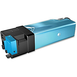 Media Sciences - Cyan - remanufactured - toner cartridge (alternative for: Dell 593-11041) - for Dell 2150cdn, 2150cn, 2155cdn, 2155cn