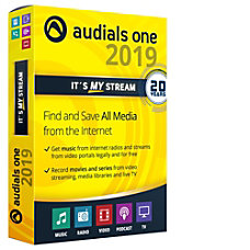 Audials One 2019 Download Version
