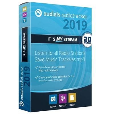 Audials Radiotracker 2019 Item # 8892214