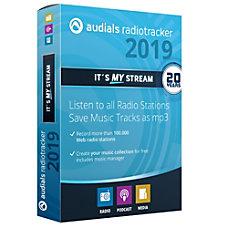 Audials Radiotracker 2019 Download Version
