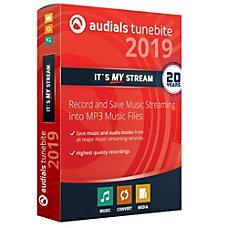 Audials Tunebite 2019 Premium Download Version