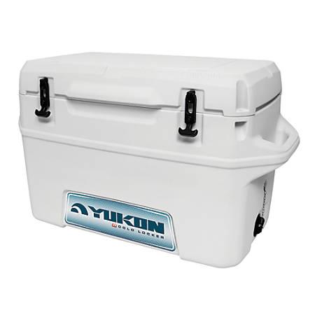 Igloo® Yukon Roto-Molded Cold Locker, 70-Quart, White