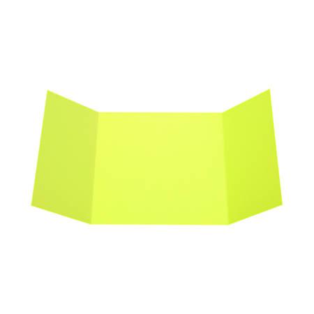 "LUX Gatefold Invitation Envelopes, 6 1/4"" x 6 1/4"", Wasabi, Pack Of 1,000"
