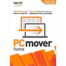 Laplink PCmover Home 11 1 Use