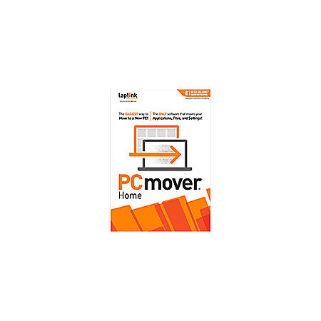 Laplink PCmover Home 11 - 1 Use