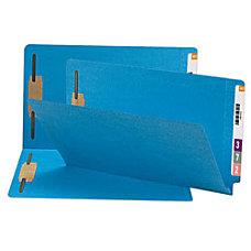 Smead Shelf Master Color Fastener Folders