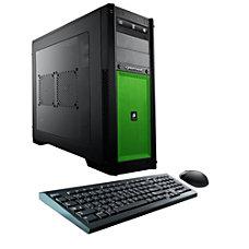 CybertronPC Steel GTX 1070SLI Desktop PC
