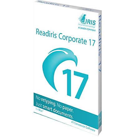 Readiris Corporate 17 Mac