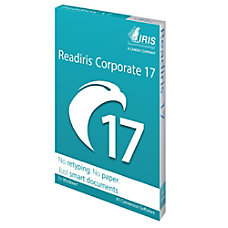 Readiris Corporate 17 Windows Download Version