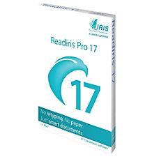 Readiris Pro 17Mac 1 lic Mac