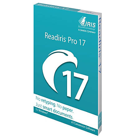 Readiris Pro 17Win-1 lic. PC
