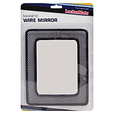 LockerMate Magnetic Locker Mirror Multicolor Wire