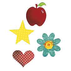 Sizzix Bigz Dies Apple Flower Heart