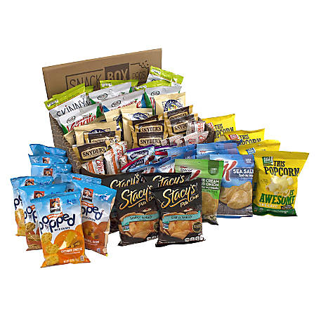 Big Healthy Snack Box
