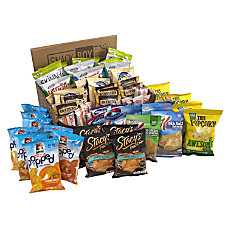 Snack Box Pros Big Healthy Snack
