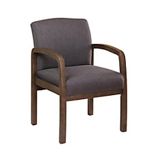 Boss NTR Guest Chair Slate GrayBrownGray