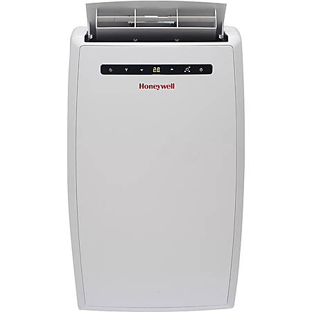Honeywell MN12CESWW Portable Air Conditioner - Cooler - 3516.85 W Cooling Capacity - 550 Sq. ft. Coverage - Yes - Remote Control - White