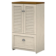 Bush Furniture Fairview Storage Cabinet With