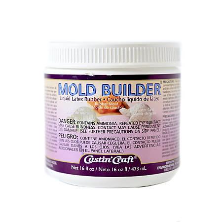Castin' Craft Mold Builder Liquid Rubber, 16 Oz