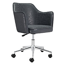Zuo Modern Keen Mid Back Chair