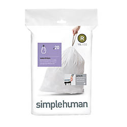 simplehuman Custom Fit Can Liners R