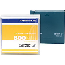 Overland LTO Ultrium 4 Data Cartridge