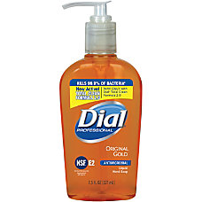 Liquid Dial Antimicrobial Soap 75 Oz