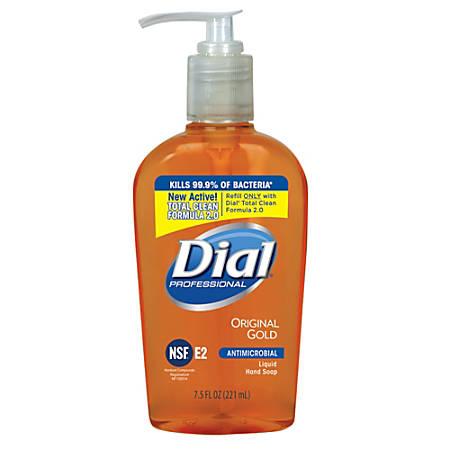 Liquid Dial® Antimicrobial Soap, 7.5 Oz.