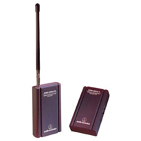 Audio-Technica PRO88W VHF Wireless Microphone System
