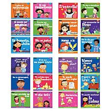 Newmark Learning MySELF Spanish Readers Set