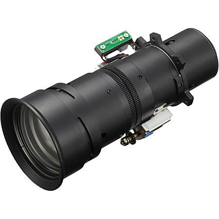 NEC Display - Zoom Lens