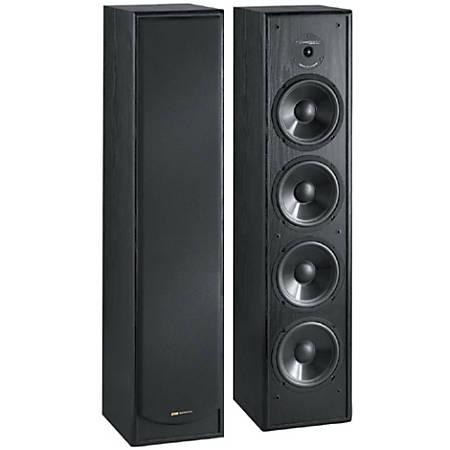 BIC America Venturi DV64 200W Tower Speakers