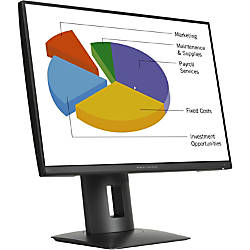 HP Z24n 24 LED LCD Monitor
