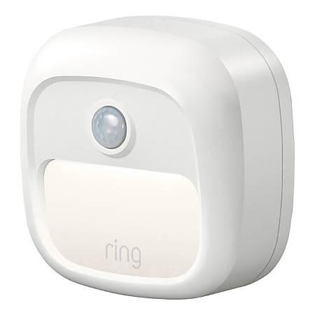 Ring Smart Lighting Step Light, White, 5LD1S8-WEN0