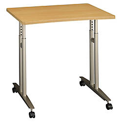 Bush Business Furniture Components Adjustable Height