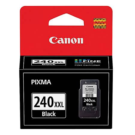 Canon PG-240XXL ChromaLife 100 Black Ink Cartridge (5204B001)