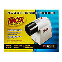 artograph tracer art projector by office depot officemax